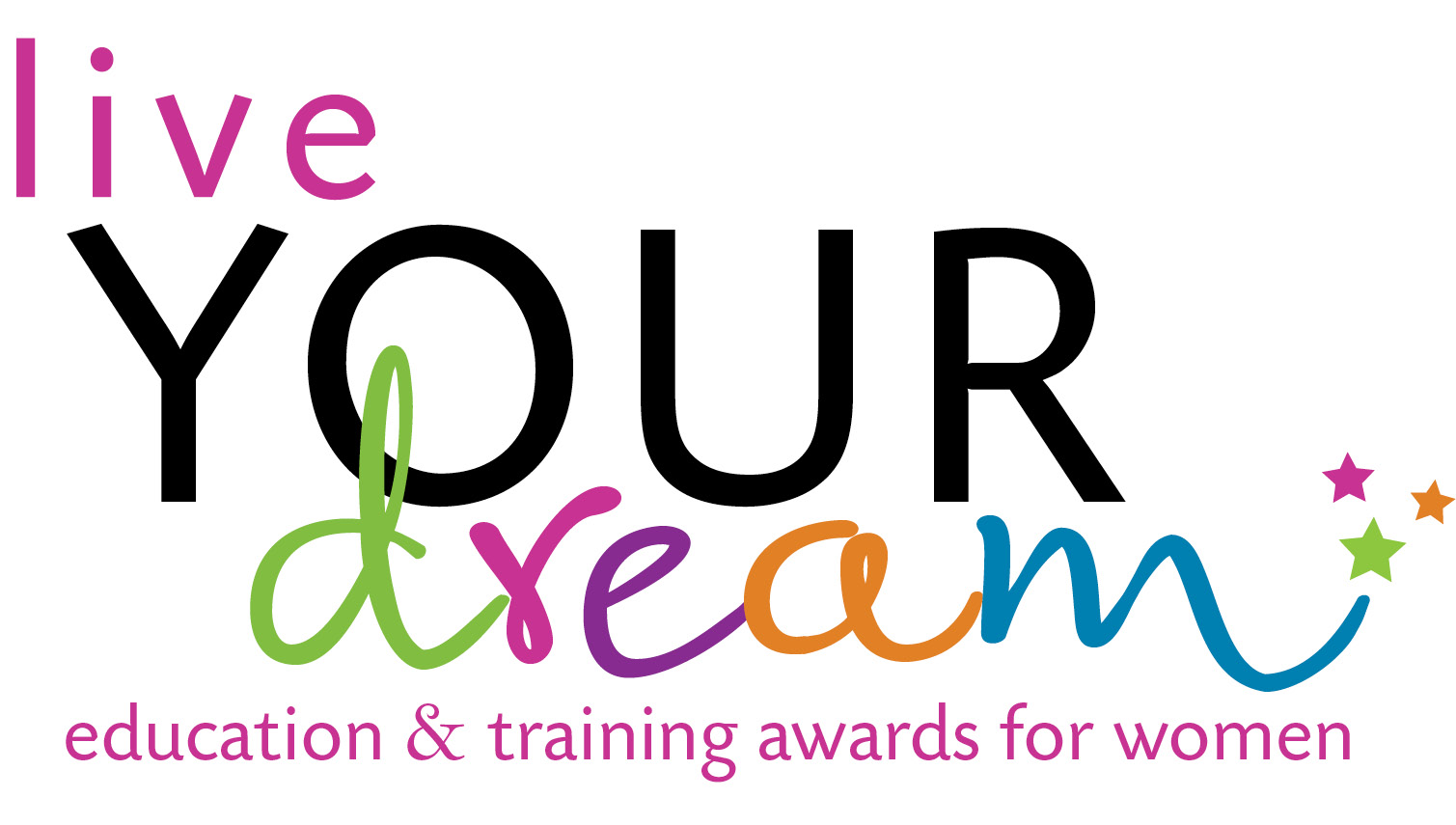 Live Your Dream 2015 Award Winner Acceptance Speech
