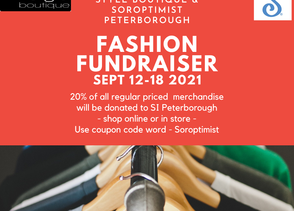 Fashion Fundraiser