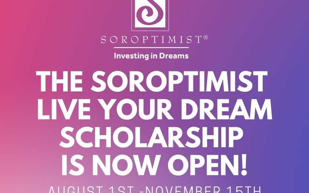 Live Your Dream Awards – APPLY NOW